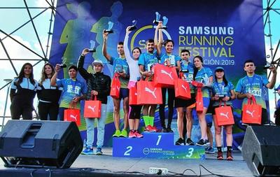 Más de 4.000 corredores participaron corrida solidaria a beneficio de Denide