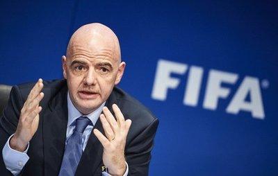 Infantino es reelegido en la FIFA