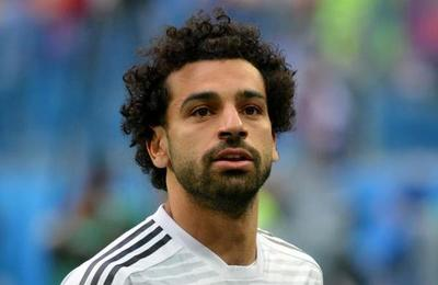 La reacción de Mohamed Salah cuando pensó que una periodista quería besarlo