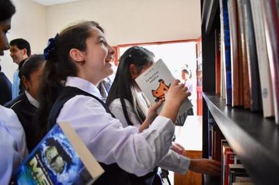 La cuarta «BiblioTic de la Gente» llega a San Pedro del Paraná