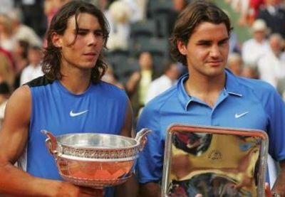 Federer-Nadal, cinco duelos para el recuerdo