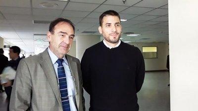 Caso Darío Messer: otorgaron sobreseimiento provisional a Adolfo Granada