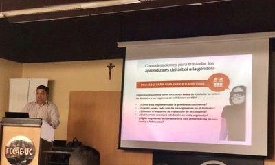 """Presentan charla sobre """"La Era del Category Management"""""""