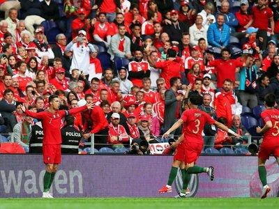 Cristiano Ronaldo lleva a Portugal a la final