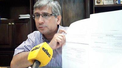 Denuncian falta de pago por obras en Guairá
