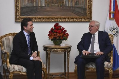 Paraguay prepara con Rusia acuerdos políticos, económicos y de cooperación