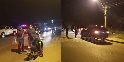GRAN OPERATIVO POLICIAL EN ZONA SAN ISIDRO Y SAGRADA FAMILIA
