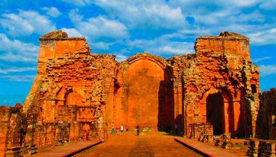 Misiones Jesuíticas del Paraguay: entre los 40 destinos que se deben visitar en el mundo (según revista española)