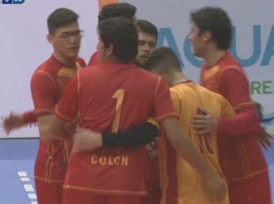 Colón derrotó sin falencias al Concordia en el Apertura de Vóley Masculino