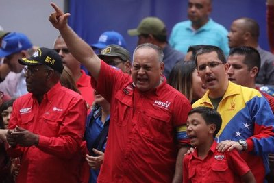 "Cabello tilda a Pompeo de incapaz"" por no unir a la oposición de Venezuela"