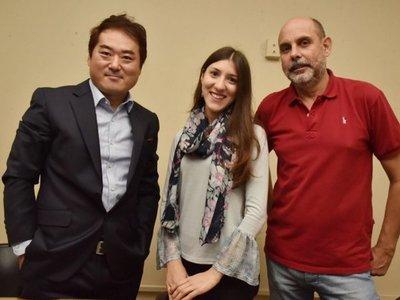 Artistas de España, Surcorea y Paraguay, en escena con la OSCA