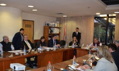 El Senado evalúa hoy la pérdida de investidura de Dionisio Amarilla