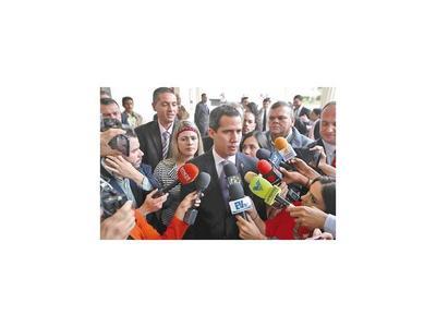 Los exiliados piden a Guaidó solicitar la aplicación del TIAR