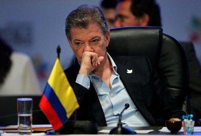 Colombia:Indagación preliminar al expresidente Santos por el caso Odebrecht