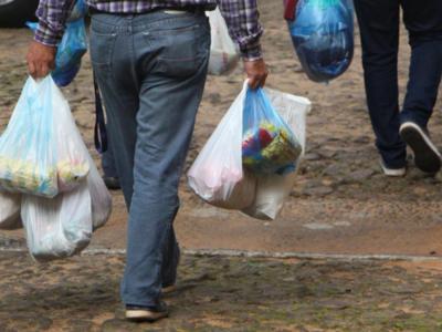 Más de 50.000 kilos de productos agrícolas serán donados a damnificados