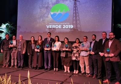 Aliados de A Todo Pulmón fueron premiados en Reconocimiento Verde 2019