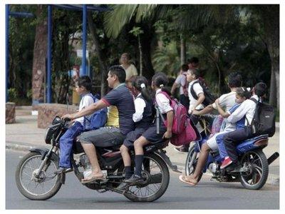 Policías Lince darán clases de manejo a  motociclistas