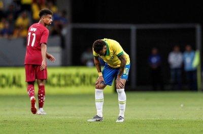 Sobre el probable sustituto de Neymar
