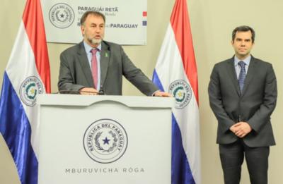 Gobierno enviará informe sobre comercio fronterizo