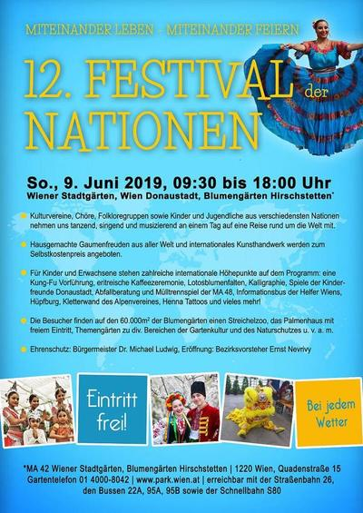 El Ballet Jeroky se presenta en el Festival de las Naciones en Austria, por 7º año consecutivo