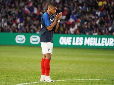 Mbappé manda un mensaje de aliento a Neymar