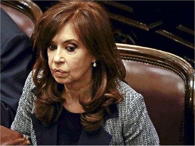 Amplían procesamiento contra Cristina Fernández