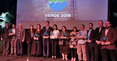 Empresas aliadas de A Todo Pulmón lleva 1er puesto en 'Reconocimiento Verde'