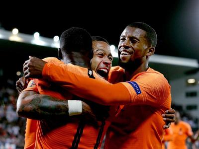 Holanda avanza a la final de la Liga de Naciones de la UEFA