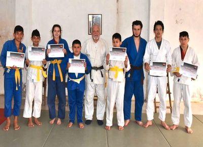 Examinan a judokas que van a Formosa