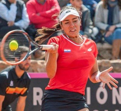 Montse González sigue avanzando