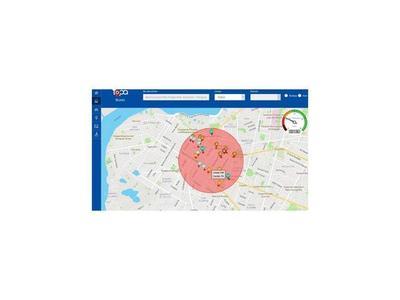 El uso del GPS en ómnibus se limita a unas pocas empresas