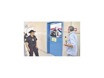 IPS: Contingencia  en seguridad  se hará con  los funcionarios y policías