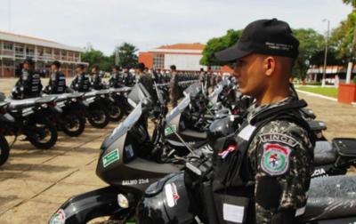 Yacyretá adquirirá motos para el Grupo Lince