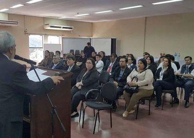 """Realizarán """"Encuesta de satisfacción a usuarios de los servicios de la Circunscripción Judicial de Alto Paraná"""""""