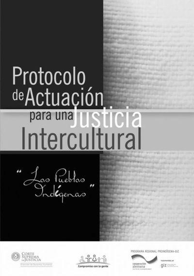 Protocolo para una Justicia Intercultural en Coronel Oviedo