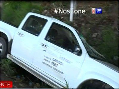 Adolescente fallece tras ser embestida por camioneta estatal
