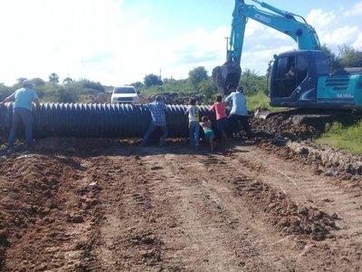 Alto Paraguay: se unen para salir del aislamiento
