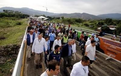 Al menos 4 millones de venezolanos migraron hacia varias naciones de Latinoamérica