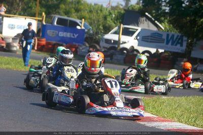 El karting corre este sábado su 5ª fecha en Ñu Guasu