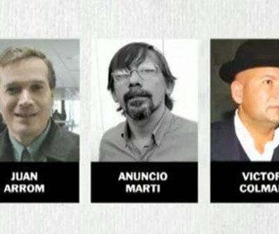 Niegan habeas corpus a Arrom, Martí y Colmán