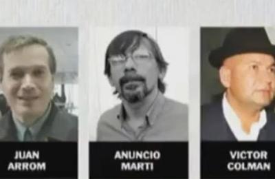 Niegan Hábeas Corpus a Arrom, Martí y Colmán