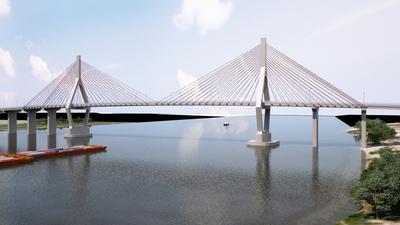 Puente Asunción-Chaco´i: Novedades con respecto al proyecto de construcción