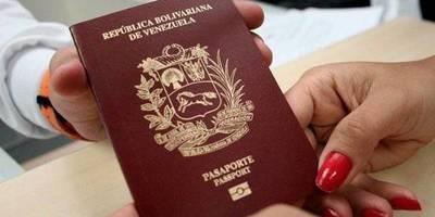 Estados Unidos reconocerá los pasaportes vencidos de los venezolanos
