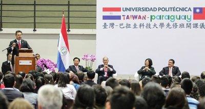 Gobierno no libera fondos para Universidad Taiwán-Paraguay, denuncian