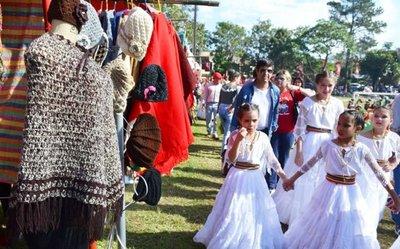 Lana, música y danzas en el Festival del Ovecha Rague