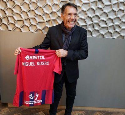 Miguel Russo trae esperanzas a Cerro