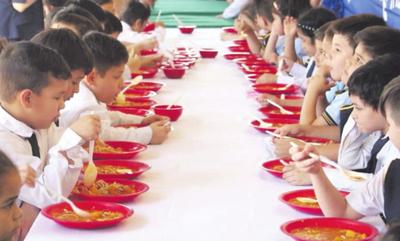 DNCP anula adjudicación de provisión de almuerzo