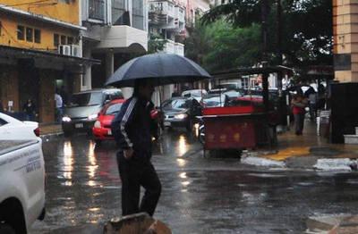 Anuncian precipitaciones leves para este sábado