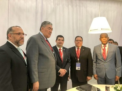 Activa participación de Paraguay en Foro Económico Internacional que concluyó en Rusia