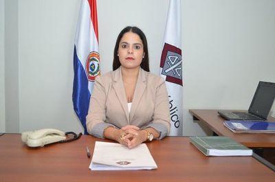 Fiscala Fabiola Molas investiga suicidio de estudiantes